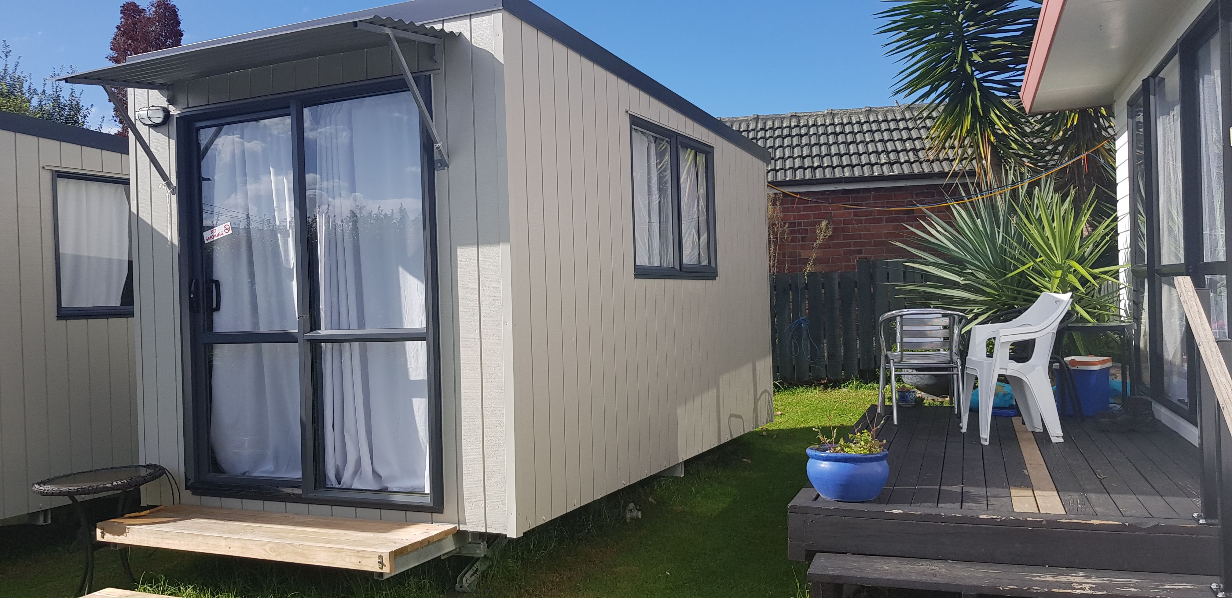 Rent mobile Cabins , Multiple on one site