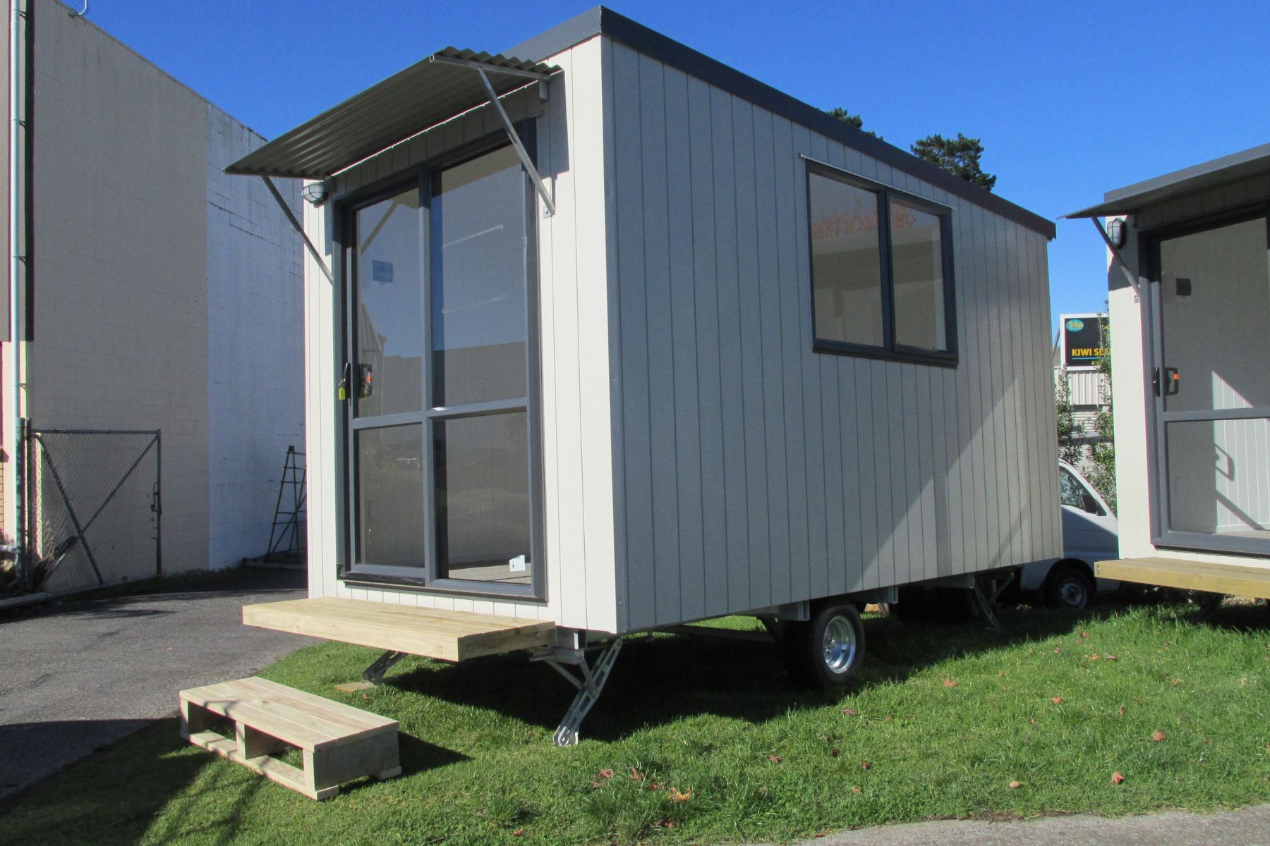 Portable cabins for hire nz
